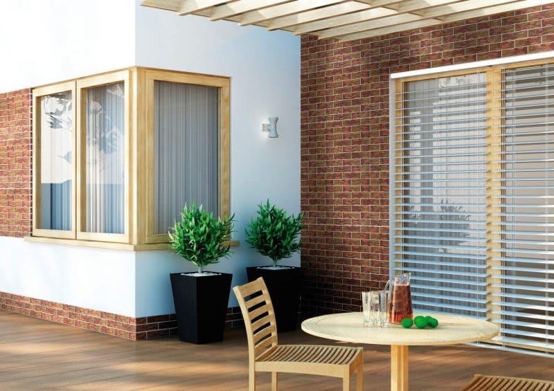 Клинкерная плитка под термопанели. Профессиональная облицовка и утепление вашего дома в Москве и Московской области.